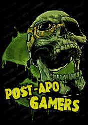Post-Apo Gamers by Chmurzasty