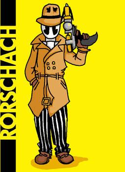 MS Paint Rorschach