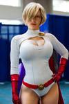 Melissa Benoist Power Girl - Lex Luthor possession