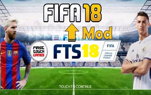 FTS 2018 Mod FIFA 18 Apk Obb Data Download by aalmazemra on
