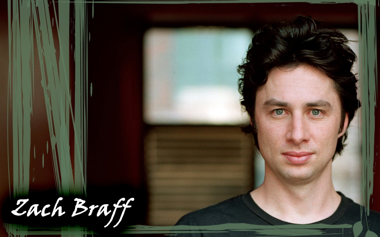 Zach Braff Wallpapers