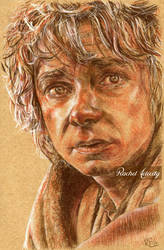 Bilbo Baggins by RachelFelicity