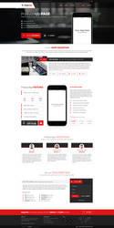MajeStik PSD Corporate Responsive Design - Product by MajeStik91