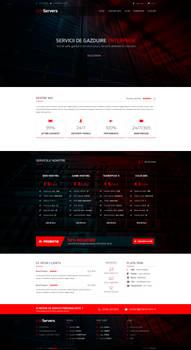 EnixServers Hosting Website