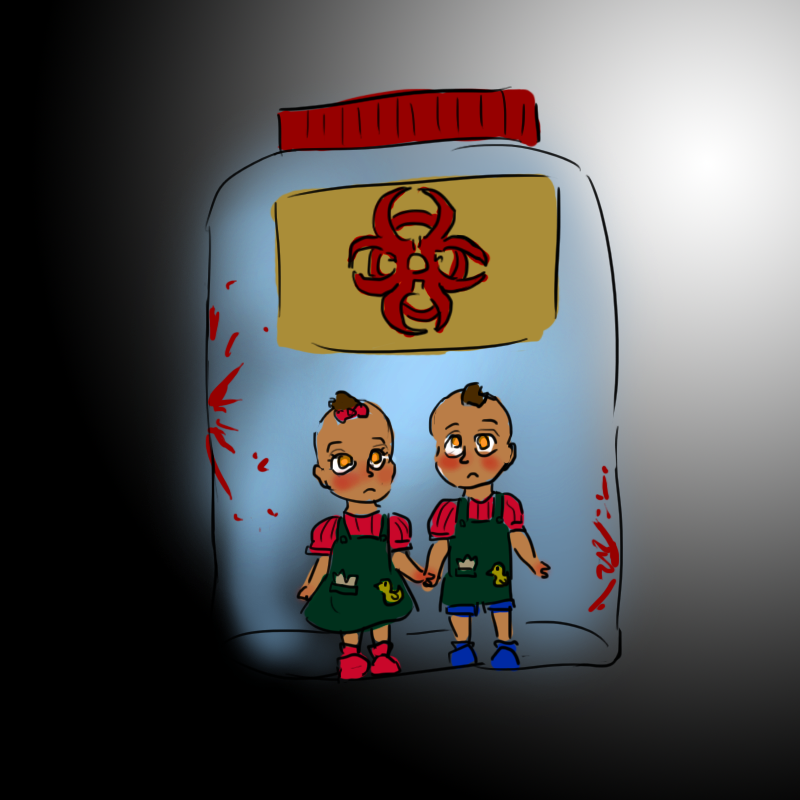Rugrats Theory: Phil And Lil by j-j-jitterbug on DeviantArt