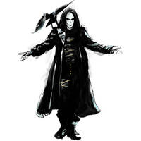 The crow by htx