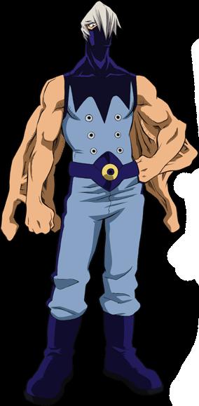 Mezo Shoji Full Body Hero Costume By Grox9909 On Deviantart