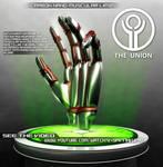 Union Carbon Nano Hand