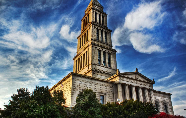 masonic temple Alexandria by Tyler007