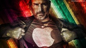 Steve Jobs Wallpaper 1080 by Tyler007
