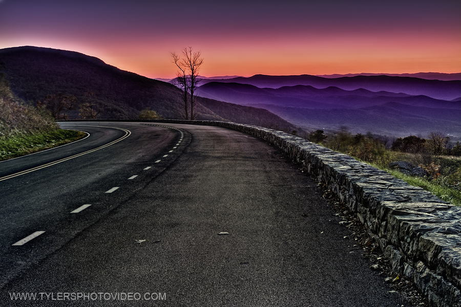 Skyline Drive 2011 by Tyler007