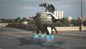 Battle Sphere Flyine