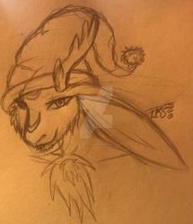 JackRabbit Sketch Commission