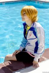 Nagisa Hazuki - Free! Iwatobi Swim Club