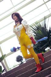 Garnet til Alexandros the 17th - Final Fantasy IX