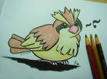 #016 Pidgey