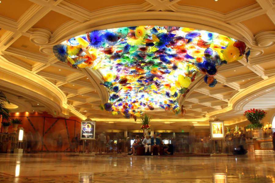 bellagio casino owner