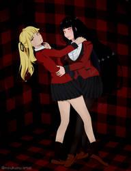 Yumeko and Mary