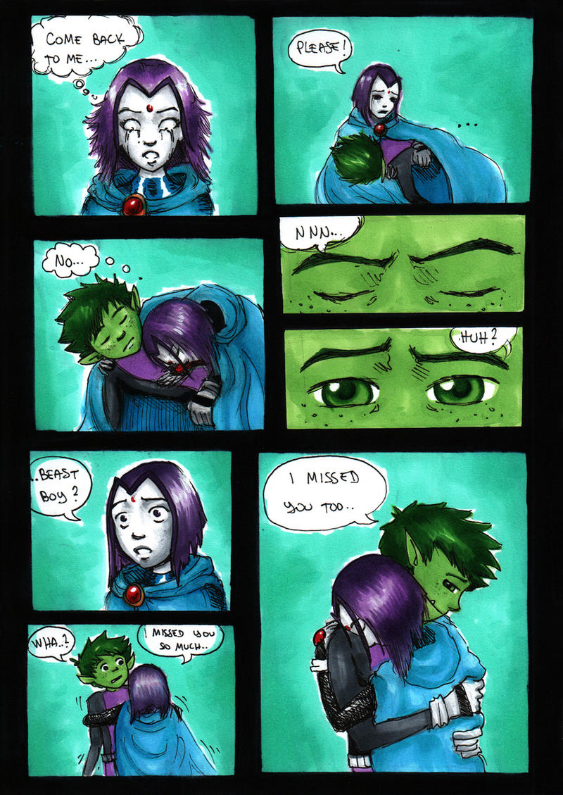 Back to life part 3 by bbfan77 on deviantart