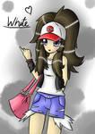 Pokemon Trainer White