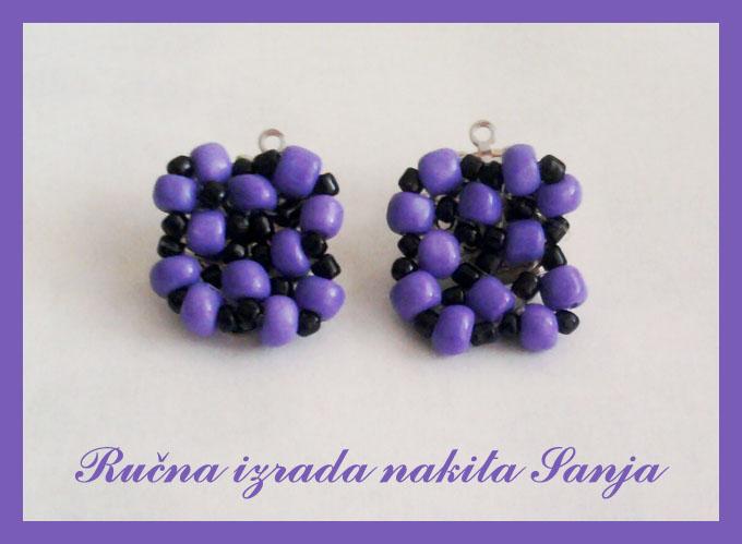 Earrings by Sanjabeads