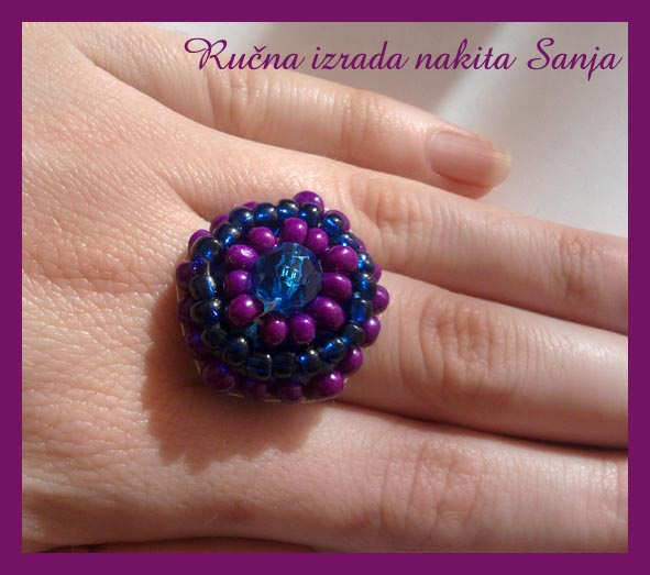 Ring by Sanjabeads