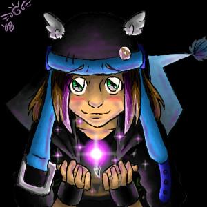 Lolo - Purple Magic by DemonLuna