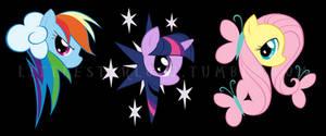 Cutie Mark Ponies