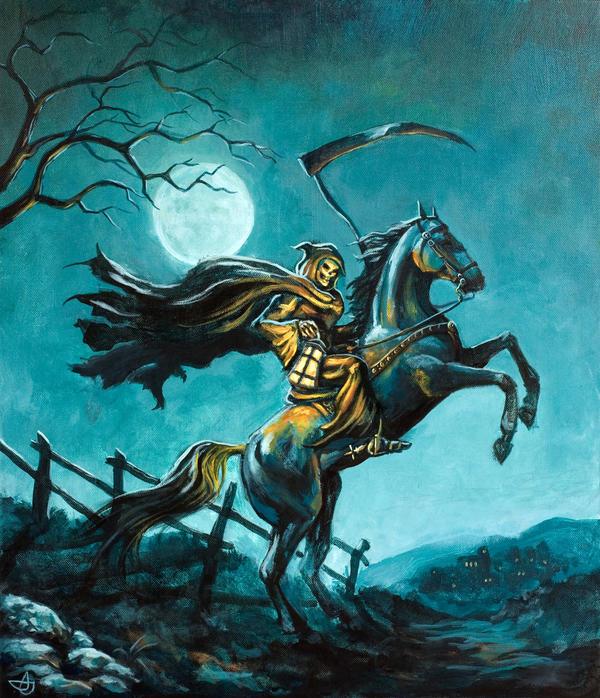 Death Rider by Morhin
