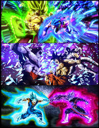 dragon ball super by dt501061