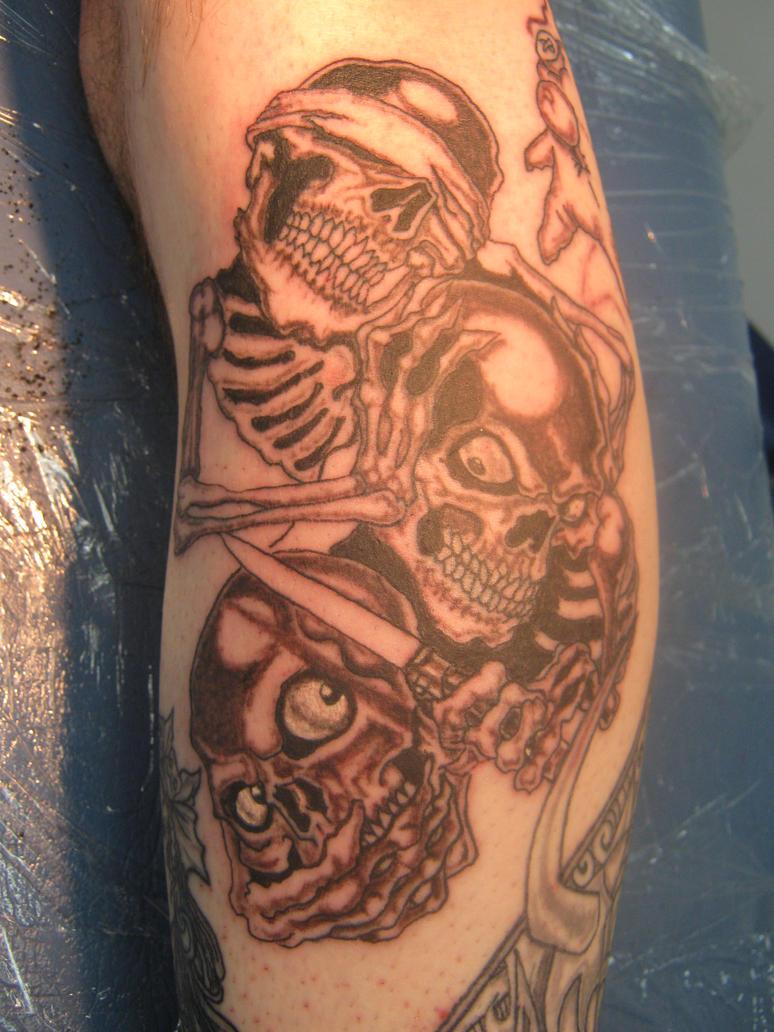 See Hear Speak No Evil Tattoos