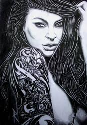 Ink Not MInk!!! by RealityBitez