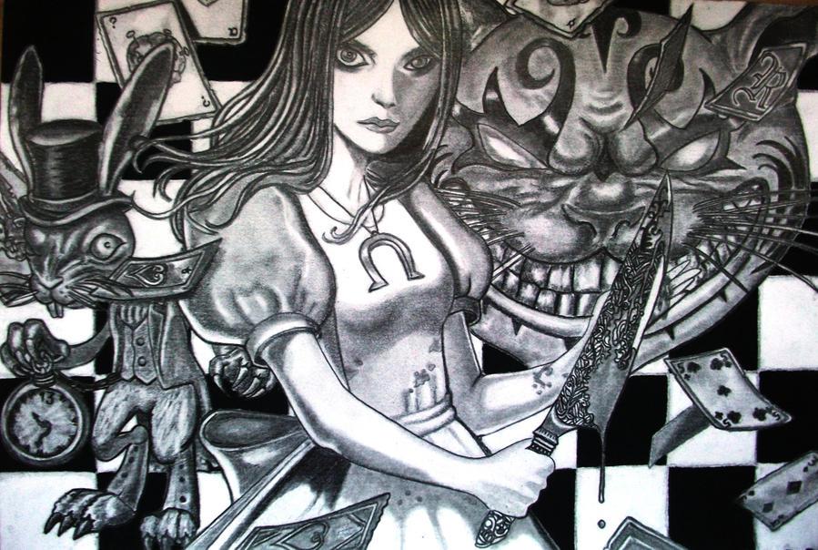 Lost Like Alice....... by RealityBitez