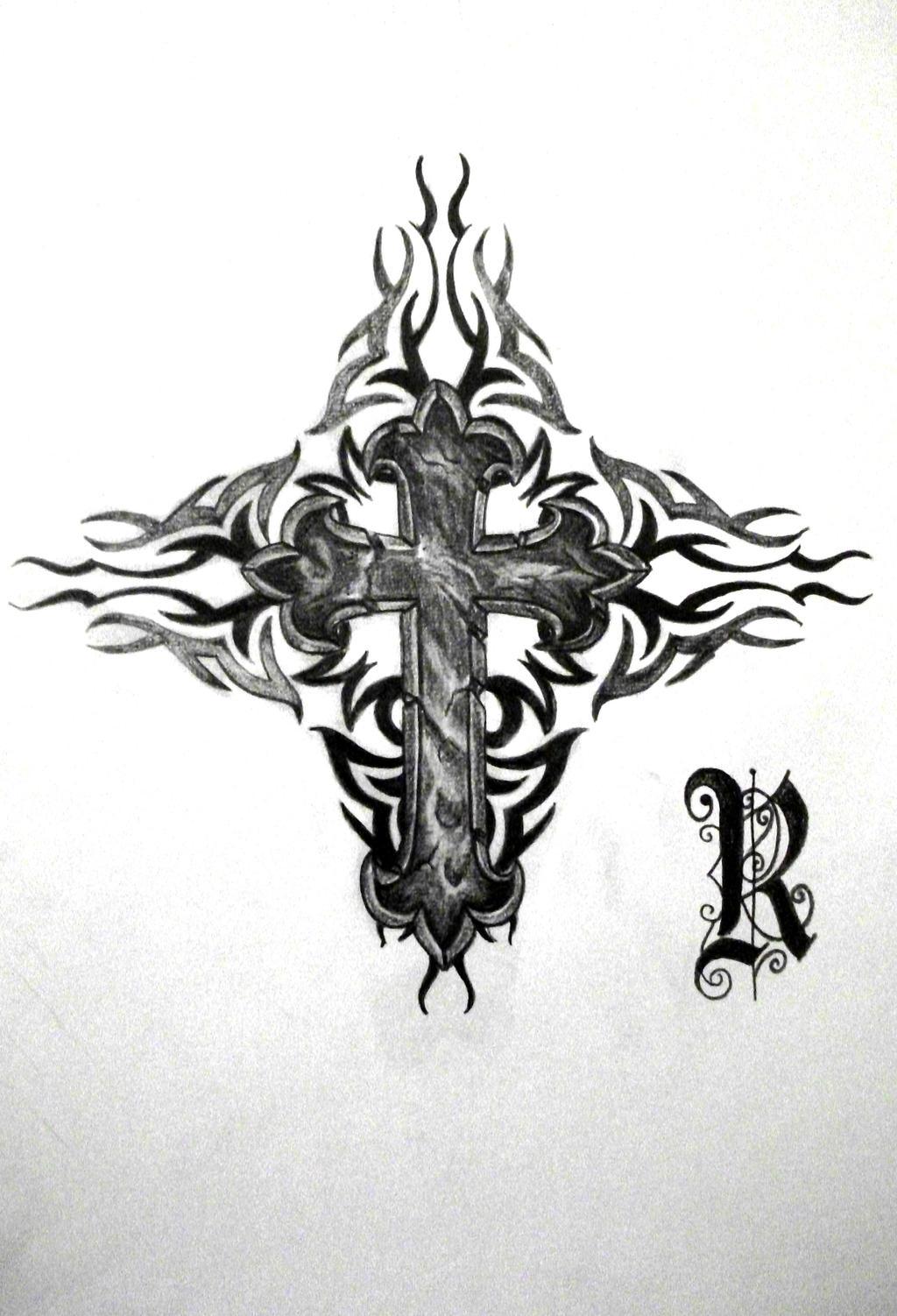Mayan's Cross...By Rusty...2013 by RealityBitez on DeviantArt