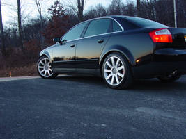 Audi A4 Quattro Sport by theyourk