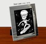 Stan Lee Tribute by Adao de Lima Jr