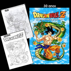 Dragon Ball Z 30th years by Adao de Lima Jr