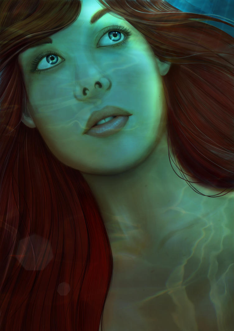 Underwater dream by Isis-M