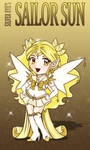 Chibi Sailor Sun to Silvereyes