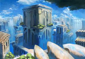 skycity by En-fance