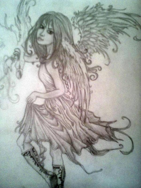 Angel by SvetikKorzh