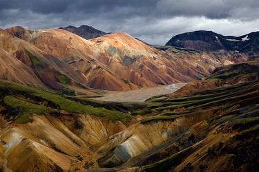 Iceland by adamsalwanowicz