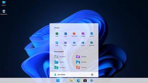 Windows 11 Skin - Rainmeter