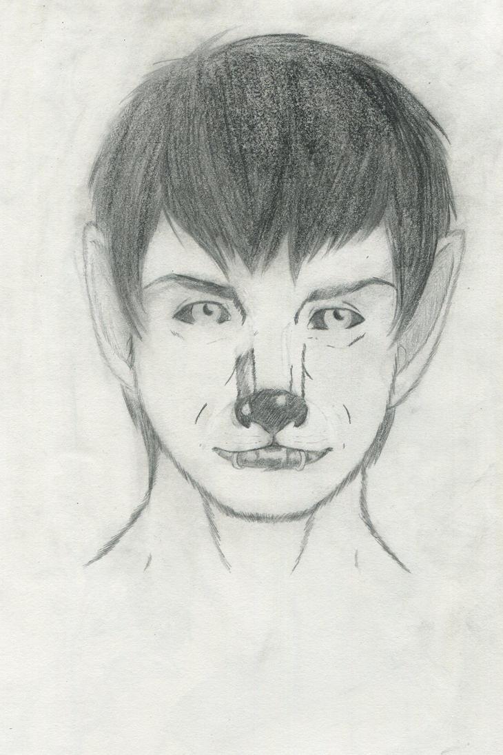 Dread Portrait edited by dreadwolfclaw