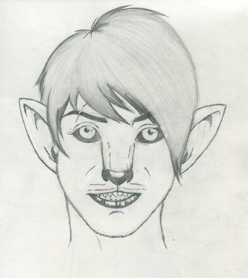 Faux portrait Edited by dreadwolfclaw