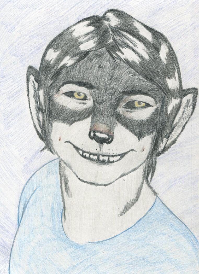 New Dread Portrait by dreadwolfclaw