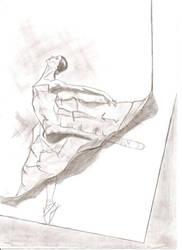 Dancer by Brebenel-Silviu