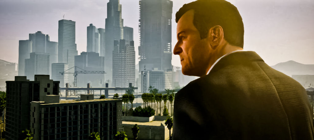 GTA V - 5 by Brebenel-Silviu