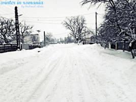 Winter in Romania 01 by Brebenel-Silviu