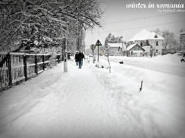 Winter in Romania 02 by Brebenel-Silviu